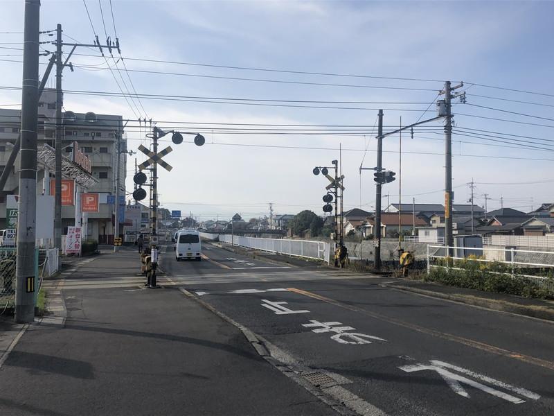 新川橋梁付近