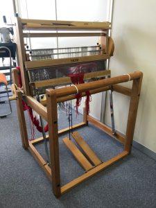 さをり織・織機